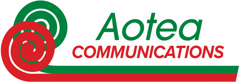 Aotea Communications Logo